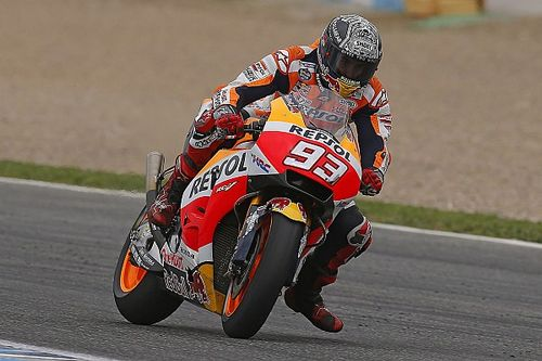 """Marquez: """"Honda più in forma del 2016, a Losail lotterò per il podio"""""""