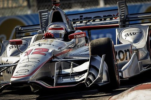 Long Beach IndyCar: Power fastest in second practice