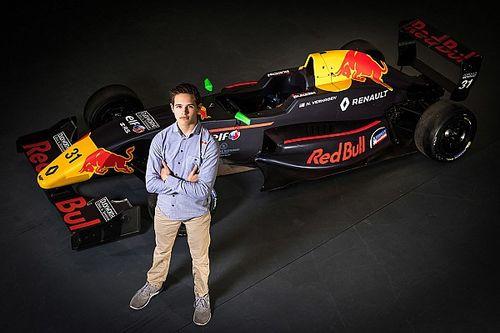 Amerikaans Red Bull-talent jaagt vanuit Nederland F1-droom na