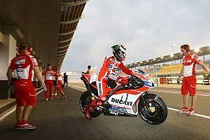 Lorenzo attend de tester les pneus tendres pour juger de sa compétitivité