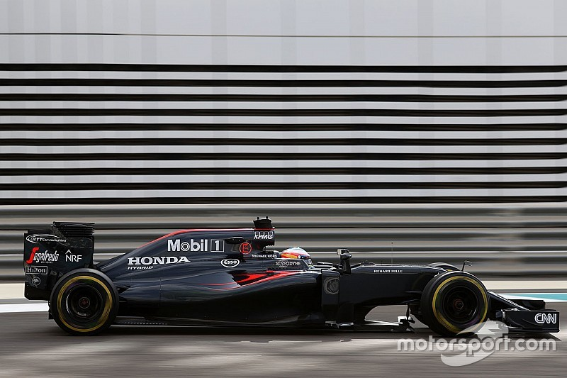 Brown rules out McLaren title sponsor before 2018