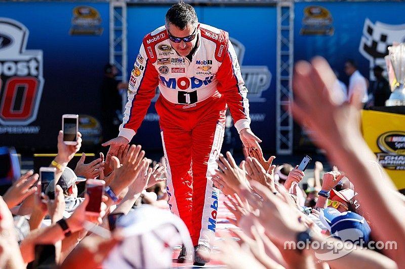 Stewart's packed 2017 racing schedule is taking shape