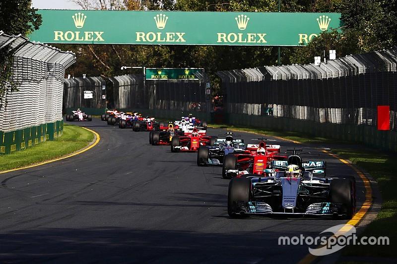 Положение в личном зачете и Кубке конструкторов после ГП Австралии