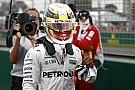 GP Australia: Hamilton raih pole perdana F1 2017, Ricciardo kecelakaan