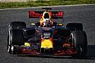 F1 Red Bull no se preocupa por el doble fallo de motor