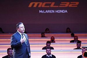 """McLaren tiene presupuesto """"suficiente"""" para 2017"""