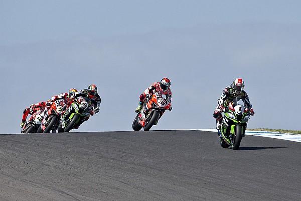 Superbike-WM Phillip Island: 0,025 Sekunden entscheiden 2. Rennen