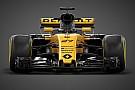 Формула 1 Фото: Renault RS17 в деталях
