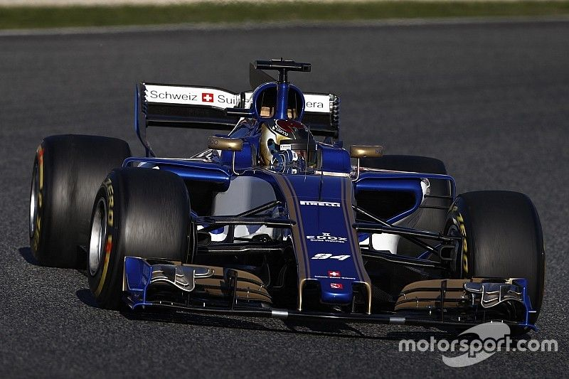 """Wehrlein reports """"no pain"""" in first Sauber F1 test"""