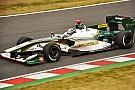 Super Formula Lotterer leads first Super Formula test day as Gasly impresses