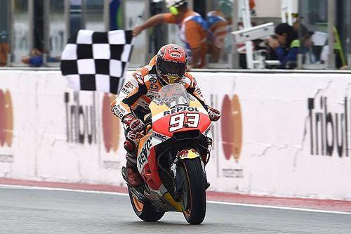 """Marquez: """"Valpartij in warm-up heeft crash in race voorkomen"""""""