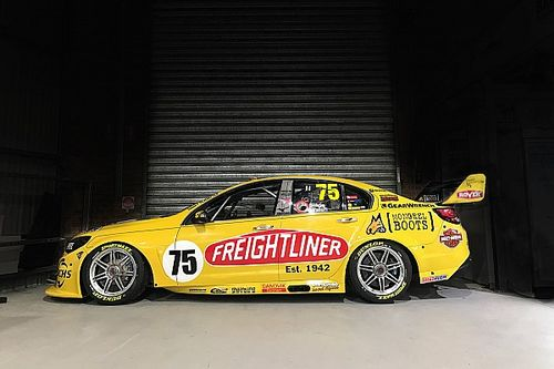 BJR honours Norm Beechey with retro liveries