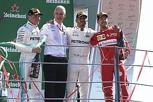 F1 Reporte de la carrera Hamilton ganó en Italia y es el líder del campeonato