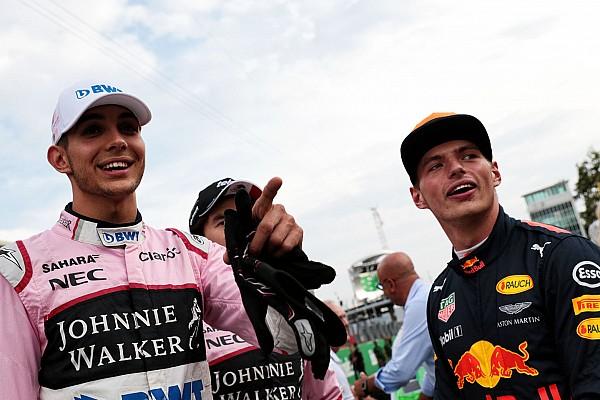 Formula 1 Ultime notizie Ocon punge Verstappen: