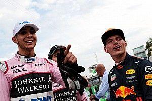 Ферстаппен затеял драку с Оконом после финиша гонки в Бразилии