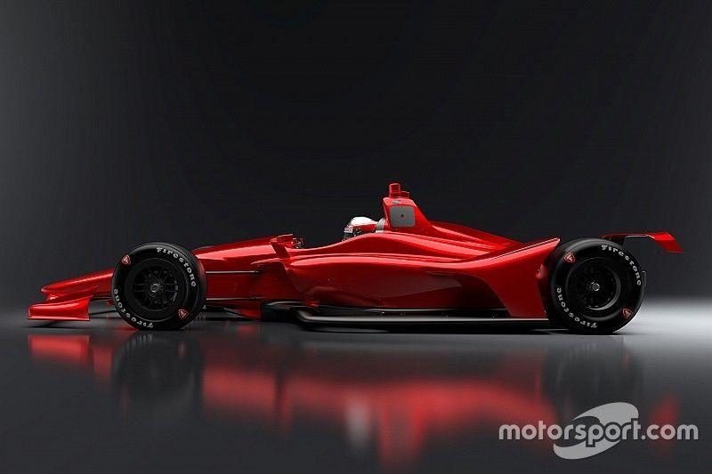 IndyCar-2018: как будут выглядеть новые машины