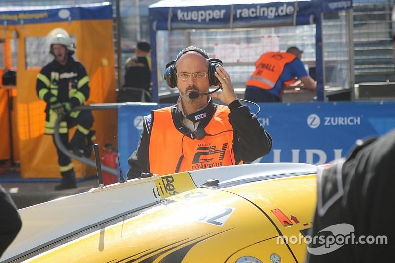Le technicien Dario Pergolini :