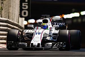 Formule 1 Chronique Chronique Massa - Neuvième était le maximum pour Williams à Monaco