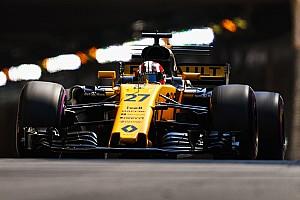 Formule 1 Réactions Hülkenberg :