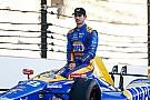 IndyCar Alexander Rossi no siente presión por defender su victoria en Indy 500