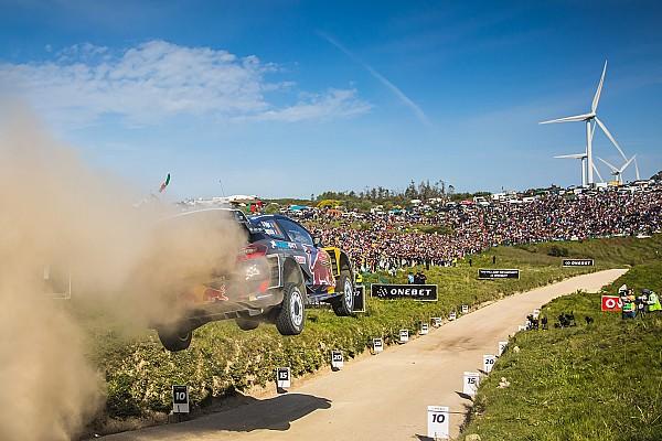 WRC Actualités Le nombre de spectateurs en hausse cette année encore