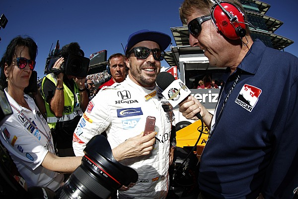 IndyCar News Fernando Alonso: 1. Startreihe für Indy 500 wäre möglich gewesen