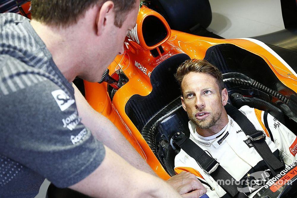 Button, Alonso y Johnson podrían correr en IndyCar con McLaren