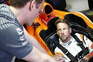 Button, Alonso ve Johnson üçüncü Arrow McLaren SP ile IndyCar'da tam sezon yarışabilir!