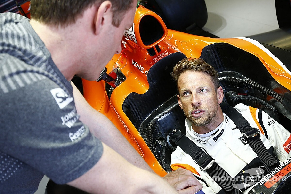 Button, Alonso y Johnson podrían correr en IndyCar con McLaren