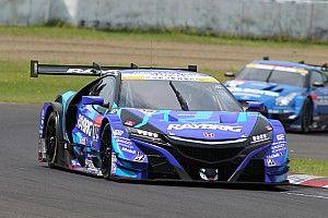 【スーパーGT】ホンダ、100号車に新エンジン投入。今季初勝利なるか?