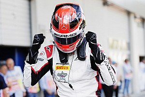 GP3 Reporte de la carrera George Russell consigue su primera victoria en la GP3