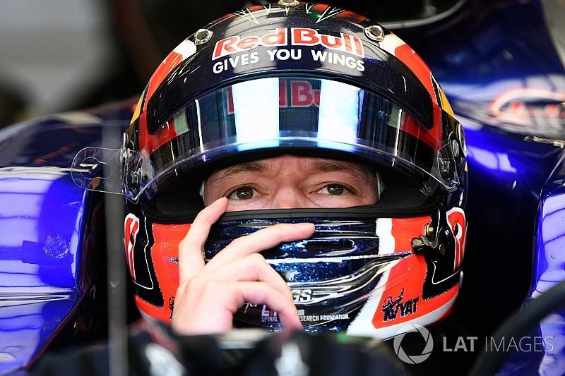 【F1】クビアト、トロロッソとの契約延長か? ホーナー代表が示唆