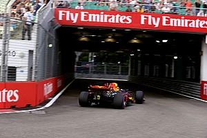 Formel 1 2017 in Singapur: Das Trainingsergebnis in Bildern