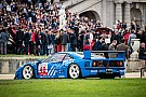Retro Ferrari's stelen de show tijdens evenement Chantilly Arts and Elegance Richard Mille