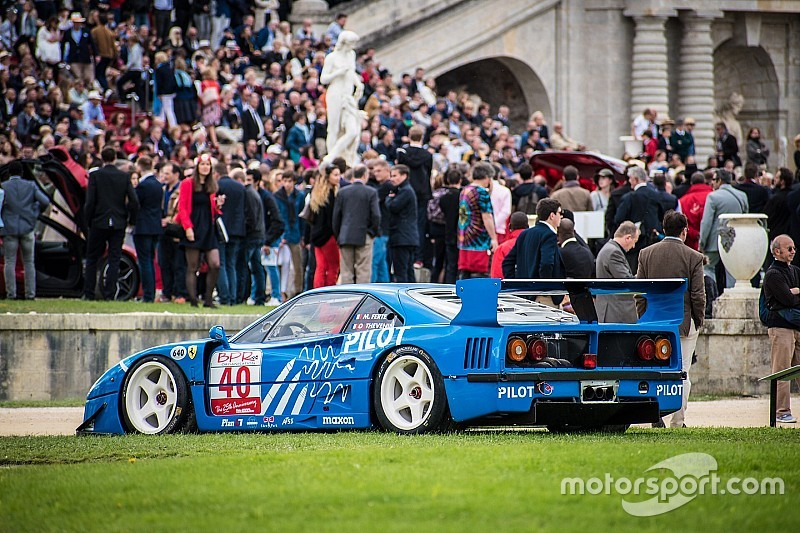 Ferraris star at Chantilly Arts and Elegance Richard Mille event