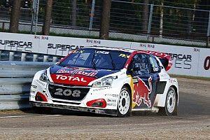 Kristoffersson et Loeb en pole pour les demi-finales