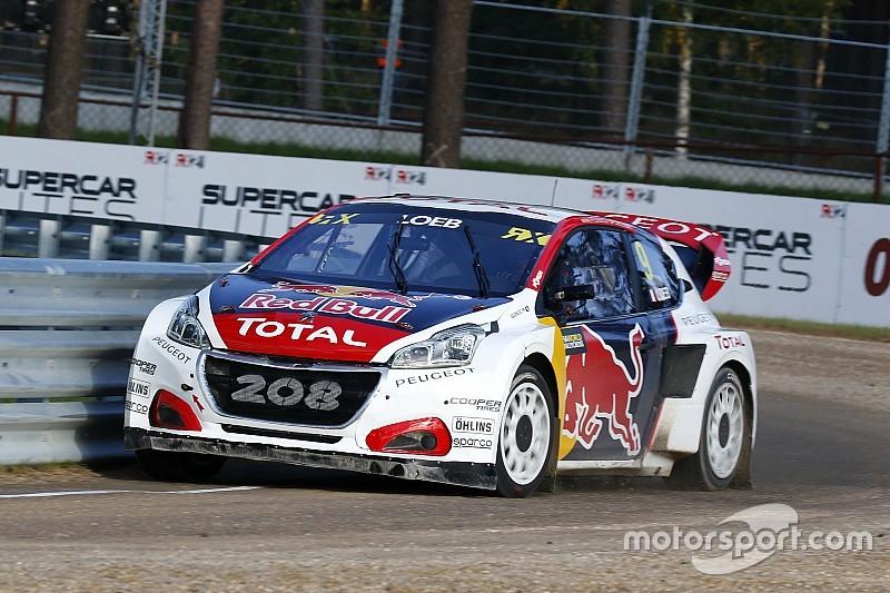 """Zu langsam"": Sebastien Loeb kritisiert WRX-Kurs in Silverstone"