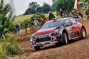 WRC News WRC 2017: Citroen schreibt aktuelle Saison ab