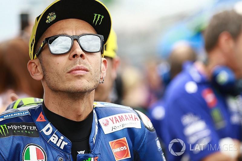 Rossi: Pembalap ketiga Yamaha harus sangat kencang