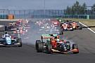 Formula Renault Eurocup Hungaroring: Aubry menang lagi di Race 3, Presley urutan ke-21