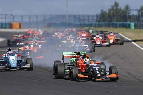 Eurocup Hungaroring: Aubry menang lagi di Race 3, Presley urutan ke-21