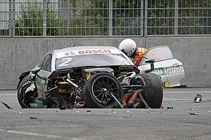 "Paffett ""pretty lucky"" to escape major injury in Norisring shunt"