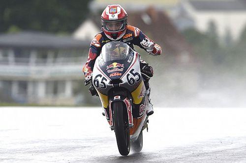 Red Bull Rookies Cup Sachsenring: 2. yarışın galibi Can Öncü!