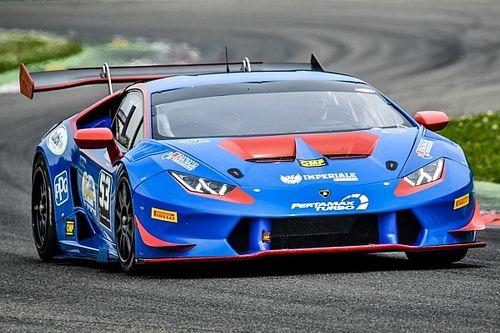 Lamborghini, Europa: Postiglione e Grenier firmano le pole a Imola
