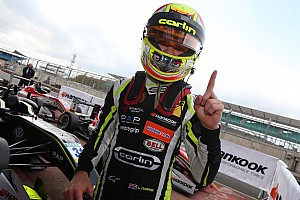 F3 Europe Race report Silverstone F3: Norris dominates hectic race for maiden win