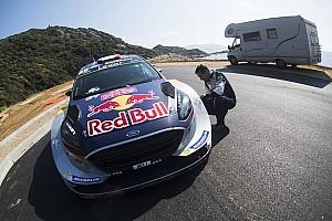 WRC BRÉKING Ogier: túl sok a műszaki hiba, ezeket orvosolnia kell az M-Sportnak