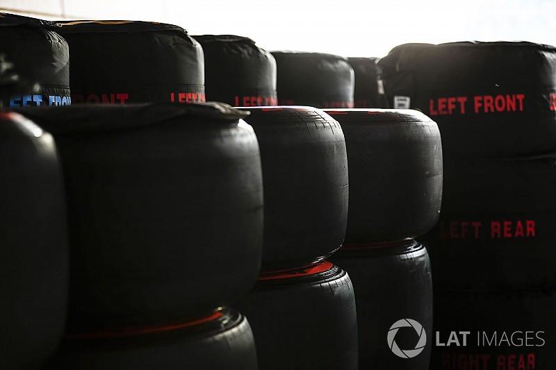 Mercedes e Ferrari optam por diferentes pneus na Áustria