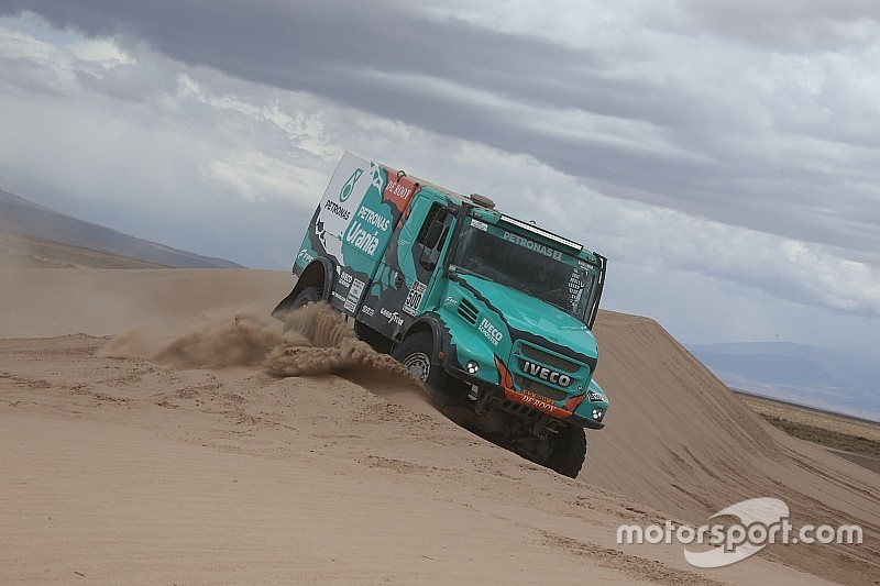 De Rooy to skip Dakar 2018 for Africa Eco Race