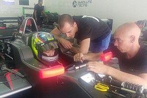 Keanon Santoso siap jajal mobil Formula Masters