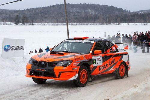 'Crazy Leo' Urlichich wins 2017 Rallye Perce-Neige